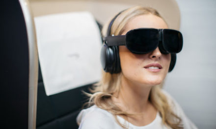 BRITISH AIRWAYS TO TRIAL VIRTUAL REALITY ENTERTAINMENT IN THE SKIES