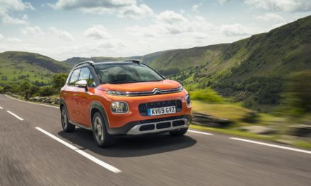 NEW RANGE CHANGES FOR MULTI-AWARD WINNING CITROËN C3 AIRCROSS COMPACT SUV