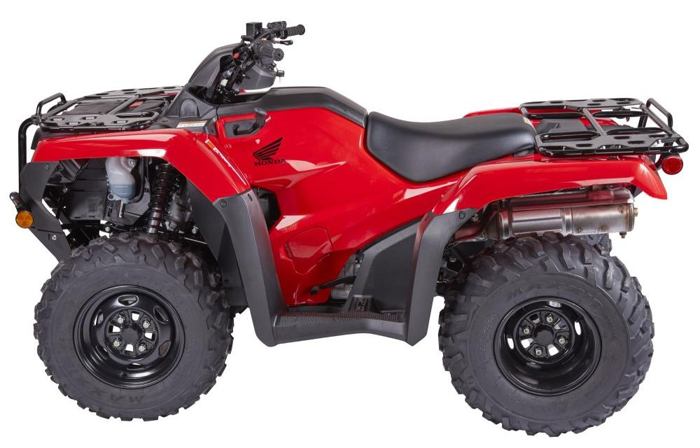 HONDA UPDATES MARKET LEADING FOURTRAX 420 AND FOREMAN 500 ATV MODELS