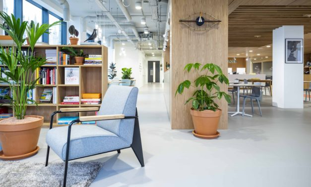 Architecture firms picks up major new contract for world's largest provider of flexible workspace