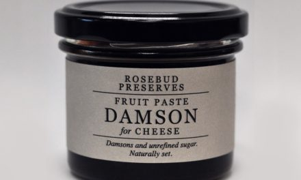 Celebrate Christmas 2019 with three NEW products from Rosebud Preserves