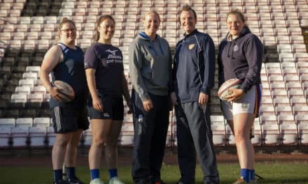 Are women working harder on the rugby pitch than men?