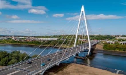 Public urged to Vote for Sunderland's Northern Spire Bridge for Global Engineering Award