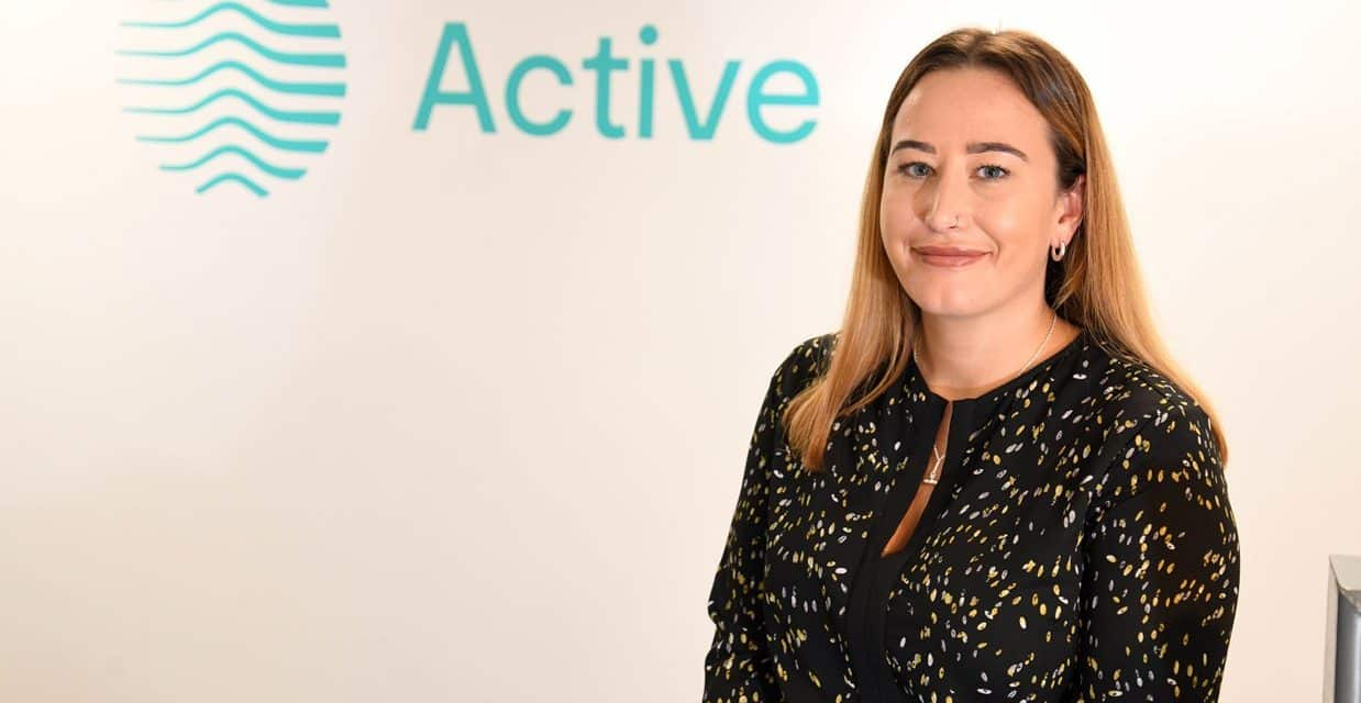 Teesside financial planners welcomes star student to client support team