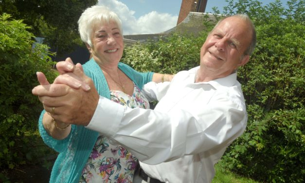 Retired nurse returns to the dancefloor after years of chest pain and sleepless nights
