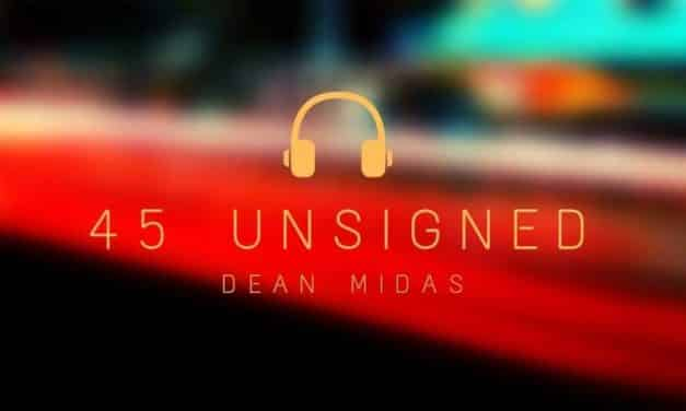 Dean Midas launches Radio Show 45 Unsigned