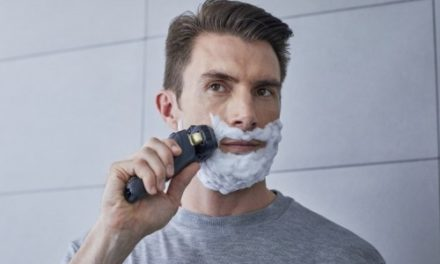 Christmas Idea: Panasonic's Responsive Five-Blade Shavers Offer Men a Gentle, Close Shave