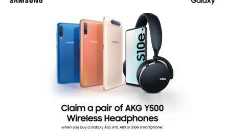Exclusive Samsung Promotion Offers Complimentary AKG Headphones with Selected Galaxy Smartphone Purchases