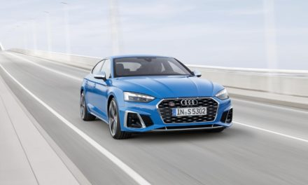 THE SHAPE OF THINGS TO COME – THE UPDATED AUDI A5 RANGE