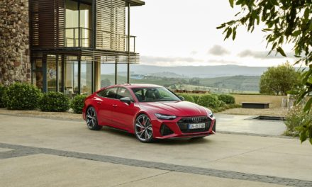 BEAUTY AND A BEAST – THE NEW AUDI RS 7 SPORTBACK