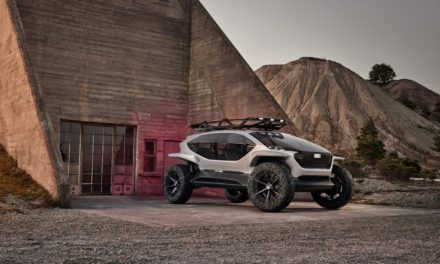 THE OFF-ROADER OF THE FUTURE – THE AUDI AI:TRAIL QUATTRO