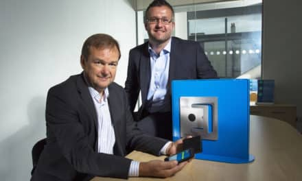 Engineer raises £500k for site security system