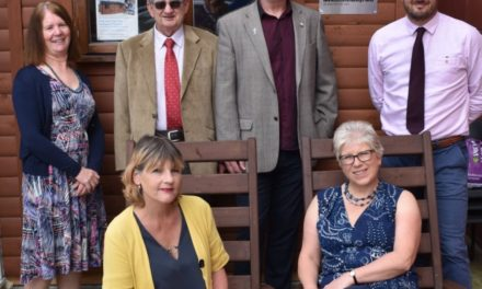 County Durham Community Shed Scheme Benefiting Local Older People – And Hedgehogs!