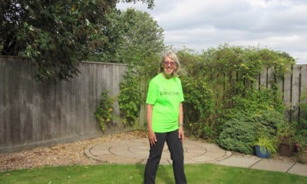 Daisy Chain trustee takes on a fundraising trek in Peru