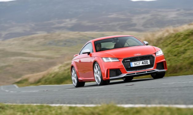 The sports car that's a cut above the rest