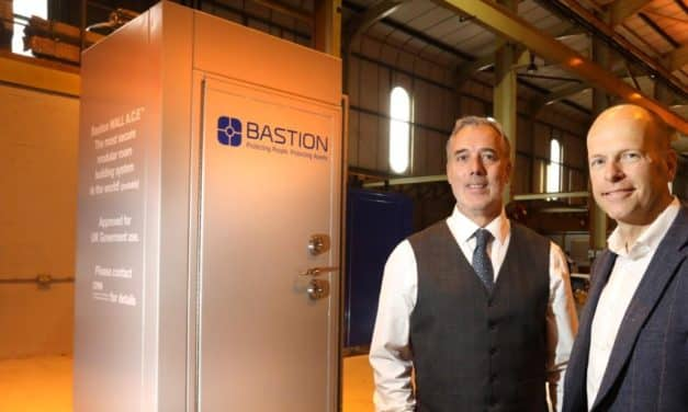 £500,000 investment secures growth plans for Bastion