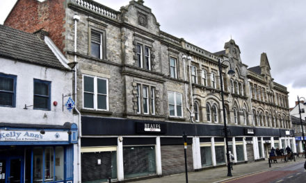 NEW PLANS SUBMITTED TO TRANSFORM HISTORIC COUNTY DURHAM TOWN CENTRE SITE
