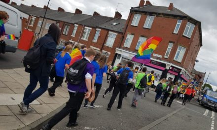 SCHOOLS OUT FOR NORTHERN PRIDE