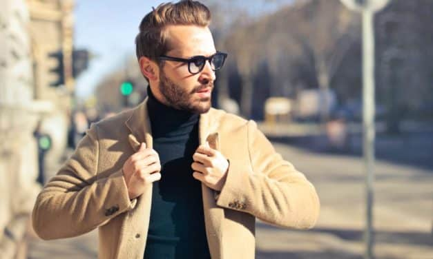 Let's check out men's fashion tips