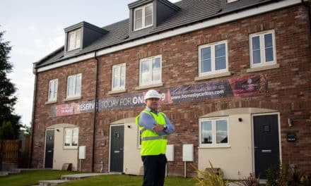 Small, exclusive housing development opens near Durham