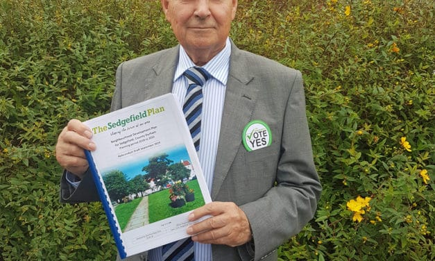 Residents urged to back The Sedgefield Plan in community referendum