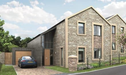 Countdown to view luxury homes in heart of Tyne Valley