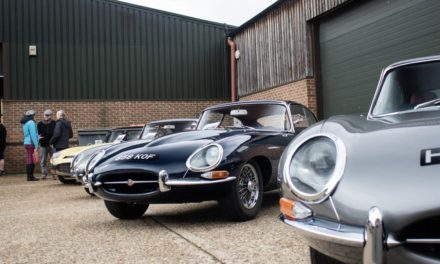 E-TYPE UK AND DM HISTORICS SPECIALISTS TO HOST NEXT COFFEE, CAKES & CLASSIC CARS EVENT