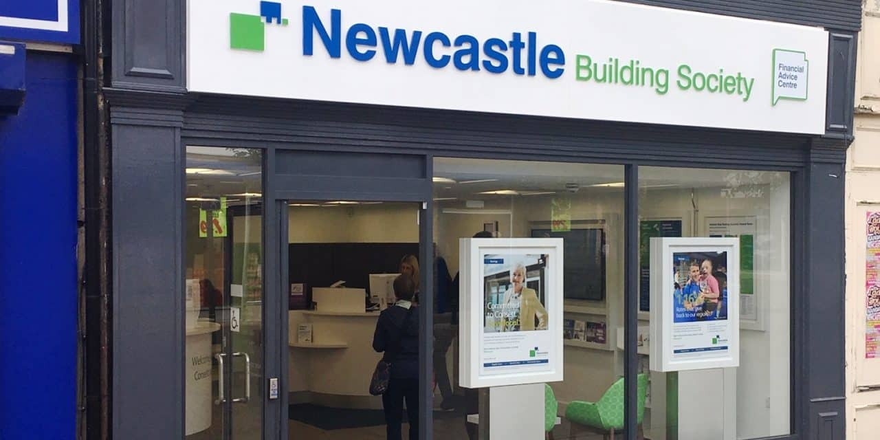 Newcastle Building Society Continues County Durham Investment With Consett Branch Upgrade