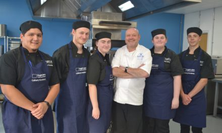 New cohort of aspiring chefs join English Lakes culinary academy