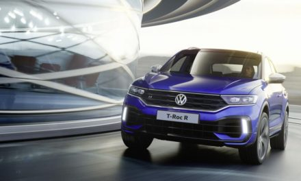 VOLKSWAGEN T-ROC R COMPACT PERFORMANCE SUV NOW OPEN FOR ORDER