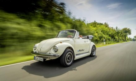 NEW ENERGY FOR THE BEETLE