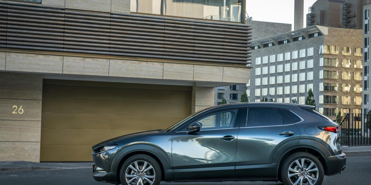 MAZDA REVEALS UK PRICING AND SPECIFICATION FOR THE NEW CX-30 SUV
