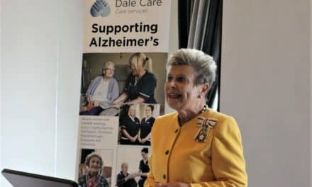 Conference to raise awareness of dementia praised by Lord Lieutenant
