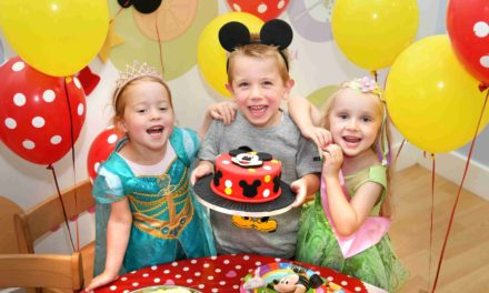 Kids 1st celebrates the magic of Disney On Ice