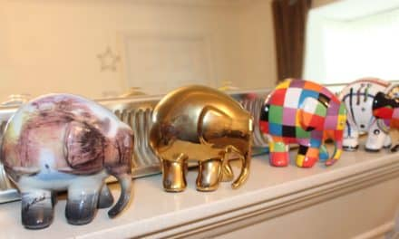 SNAP UP AN ELMER SOUVENIR