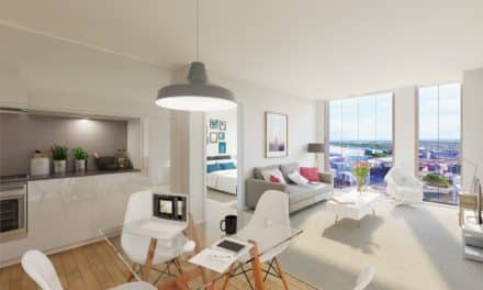 Taste the high life at Newcastle's tallest tower