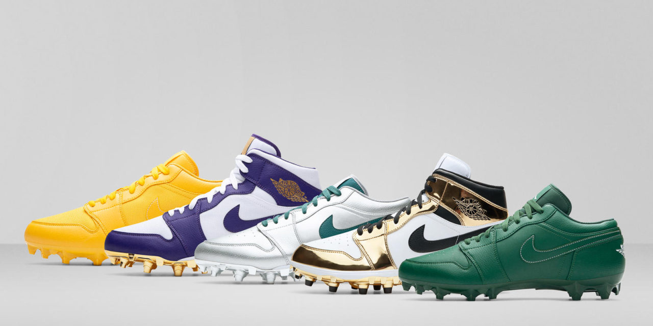 Preview the Jordan Brand PEs for Football's Opening Week