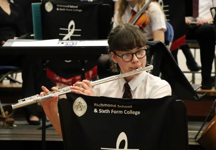 Double celebration for young musician