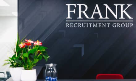Frank Recruitment Group celebrates award success with new US office