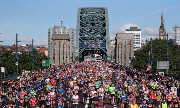Huge Reduction in Air Pollution as City Goes Car-Free for Great North Run