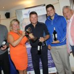 Golfers hit the 18th in years of dedication to hospice