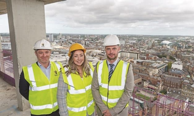 Sanderson Young appointed to market luxury apartmets at Hadrian's Tower