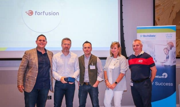 Forfusion continues positive momentum with ACES Award win