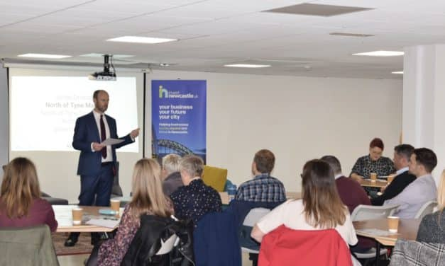 North of Tyne Mayor and leading businesses come together to share best practice on gender balance in the workplace