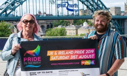 SENDING SUPPORT FROM NORTHERN PRIDE TO NORTHERN IRELAND
