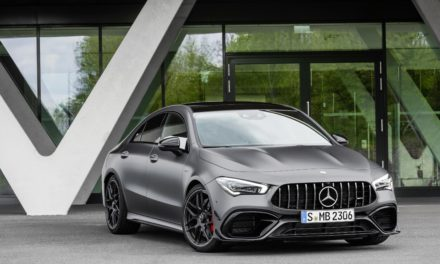 UK PRICING AND SPECIFICATION ANNOUNCED FOR NEW MERCEDES-AMG A 45 S AND MERCEDES-AMG CLA 45 S