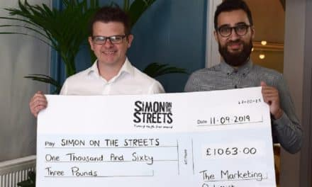 Fundraising target a 'walk in the park' for Marketing Consultancy