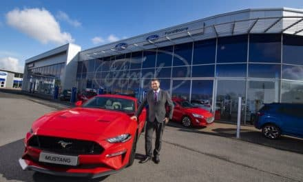 Lookers set to open doors to Teesside's first Ford Store.