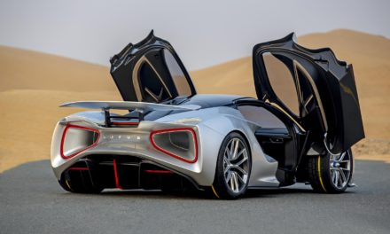 EVIJA WORLD TOUR CONTINUES AS LOTUS HYPERCAR PREMIERES IN THE MIDDLE EAST