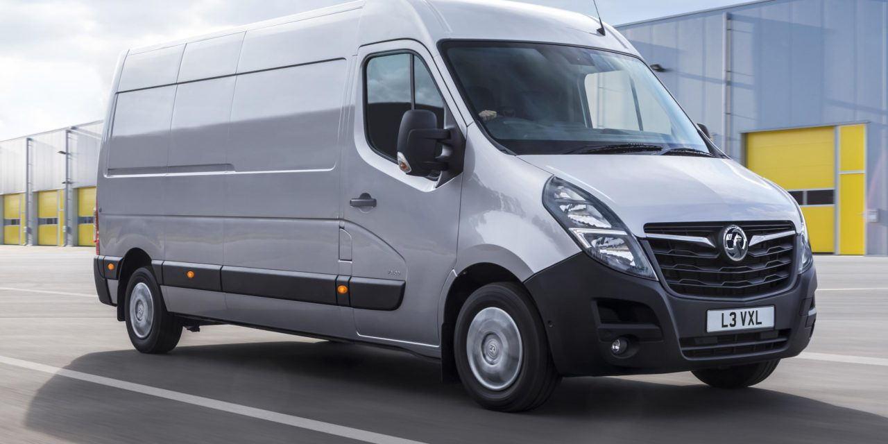 NEW VAUXHALL MOVANO ENGINES PROVIDE ULTIMATE POWER AND EFFICIENCY